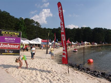Acworth Beach Georgia Pro Wakeboard Tour Moved To Cauble Park Lake