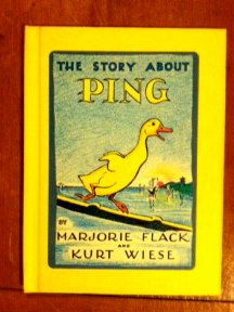 VINTAGE MARJORIE FLACK The Story About by VelvteenRbbitUndgrnd, $25.00