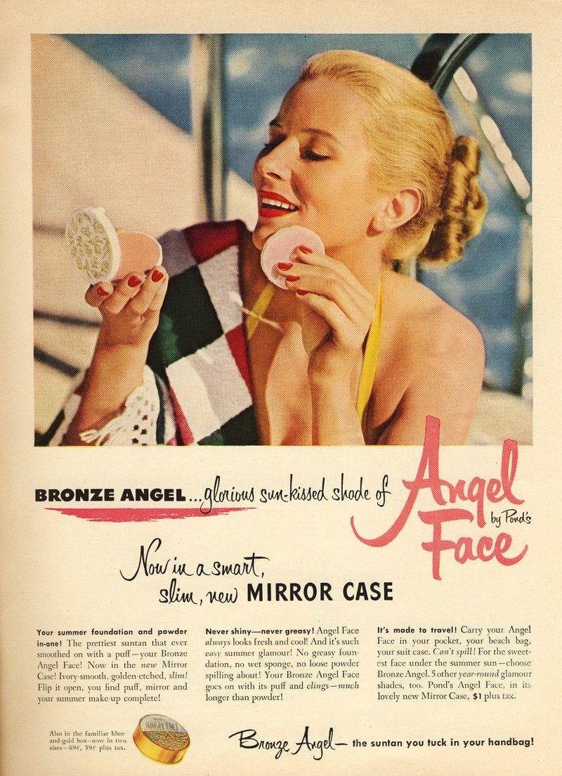 Vintage Beauty Ad 57