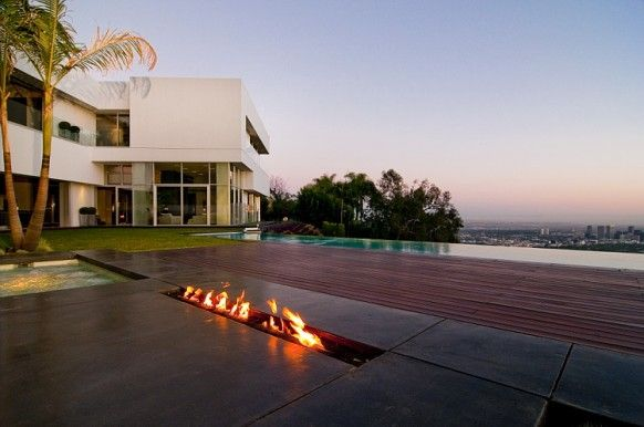 Marc canadell designed nightingale house hollywood ca