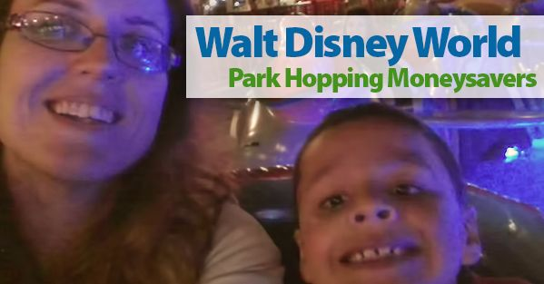 Yesterday, we shared some Disney Park Hopping Tips and today, we are sharing some WDW Park Hopping Moneysavers.  As some of you might have read, the ILFT crew got a chance to Disney park hop for three days, thanks to