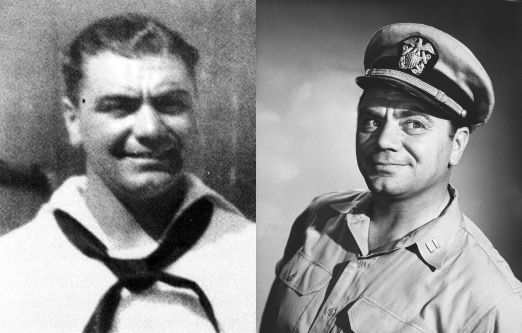 Image result for ernest borgnine ww2