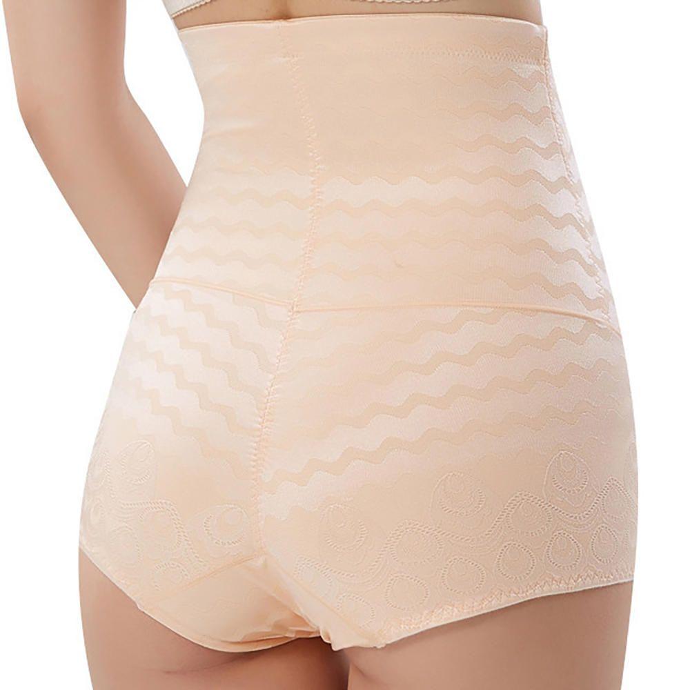 71da0b75815 Hip Lifting High Wasit Tummy Control Breathable Shapewear