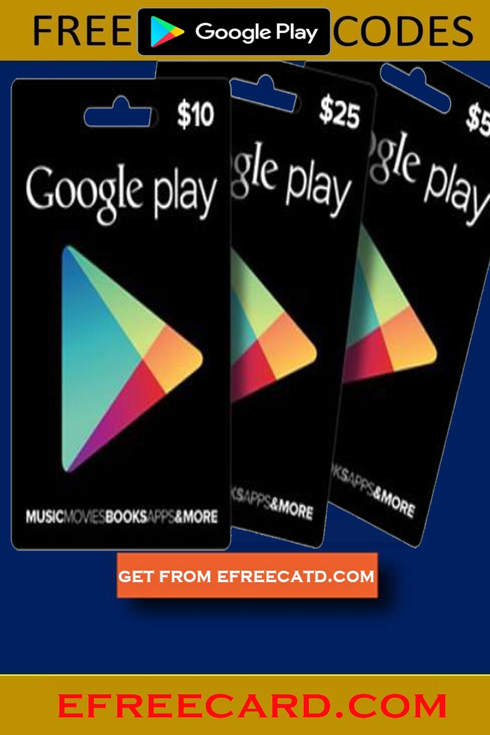 How to Get Redeem Code for Playstore 2020 Win Playstore