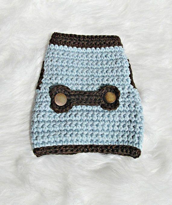 Suéter del perro, ropa del perro, perro ganchillo suéter, ropa del ...