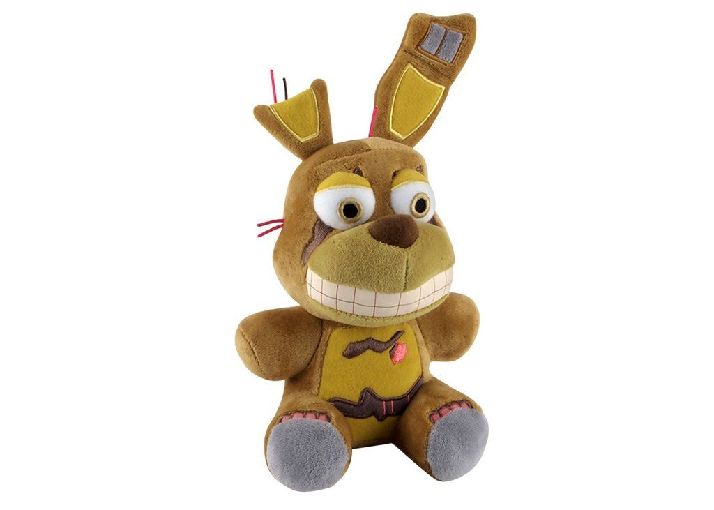 """Five Nights at Freddy's: Plush - Spring Trap 6""""   OMG I WANT IT!!!!"""
