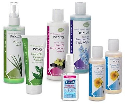 Purell Provon In Home Caregiver Kit Hand Body Lotion Lotion