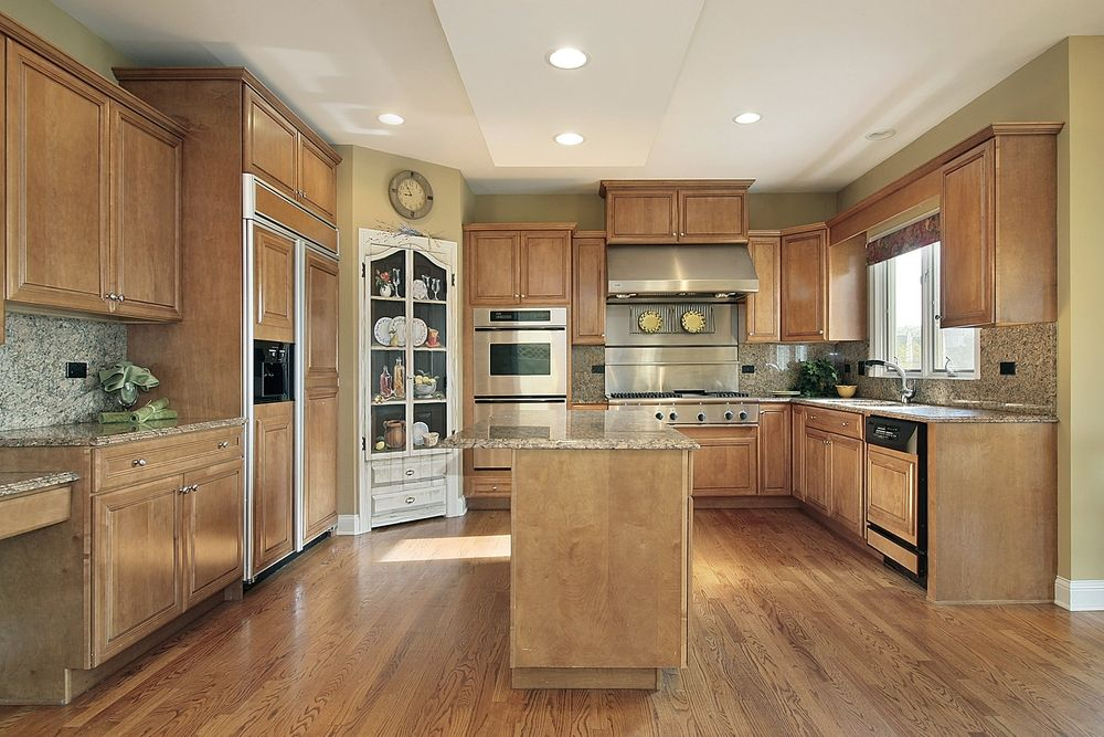 30 custom luxury kitchen designs some 100k plus kitchen design luxury kitchen design on kitchen cabinets natural wood id=38984