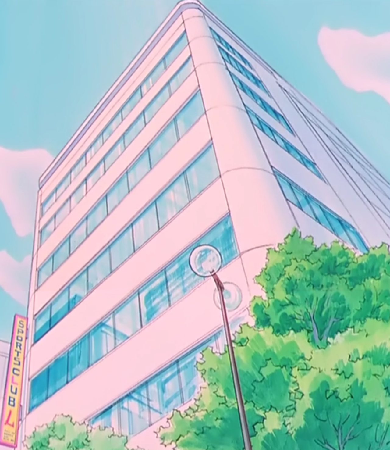 Sailor Moon Scenery Anime Scenery Anime Background Aesthetic Anime
