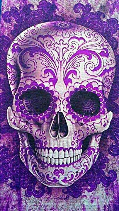 I love the sugar skull designs   Bad ass art    Sugar skull
