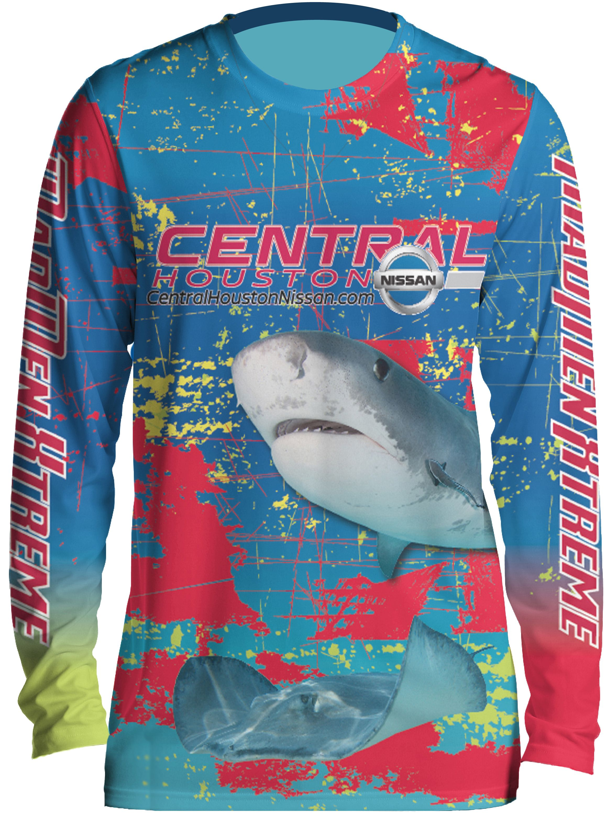 Madmen Xtreme Have Their New Custom Tournament Upf50 Fishing Shirts