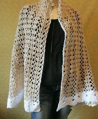 NEW SHAWL WRAP PRAYER SHAWL CROCHET HANDMADE 100% COTTON #fashion #clothing #shoes #accessories #womensaccessories #scarveswraps (ebay link) #prayershawls NEW SHAWL WRAP PRAYER SHAWL CROCHET HANDMADE 100% COTTON #fashion #clothing #shoes #accessories #womensaccessories #scarveswraps (ebay link) #prayershawls NEW SHAWL WRAP PRAYER SHAWL CROCHET HANDMADE 100% COTTON #fashion #clothing #shoes #accessories #womensaccessories #scarveswraps (ebay link) #prayershawls NEW SHAWL WRAP PRAYER SHAWL CROCHET #prayershawls
