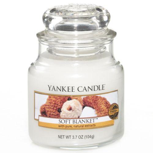 Yankee Candle, Soft Blanket, Jar Candles