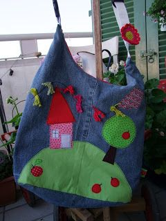 Jule does what: Upcycling Day -