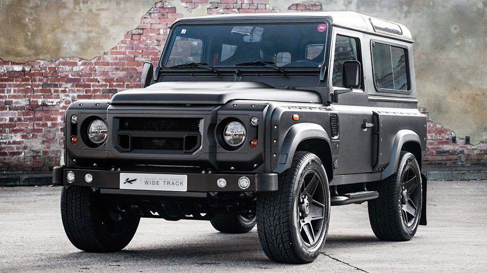 Conoce La Land Rover Defender Landrover Defender Nuevo Land