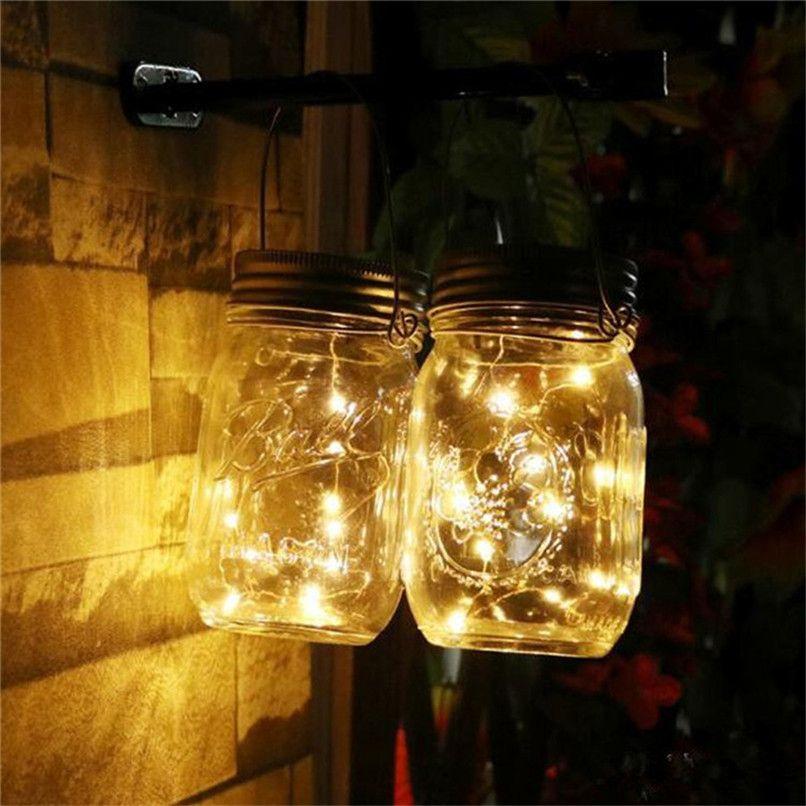 Cheap Led Fairy Light Solar Buy Quality Led Solar Fairy Lights Directly From China Solar Fair Mason Jar Fairy Lights Mason Jar Lighting Mason Jar Solar Lights