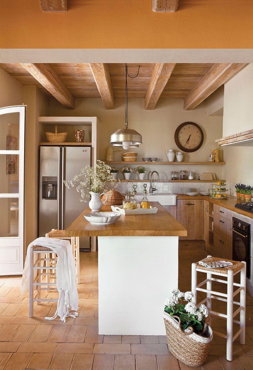 Las cocinas con más likes in cozinhas pinterest