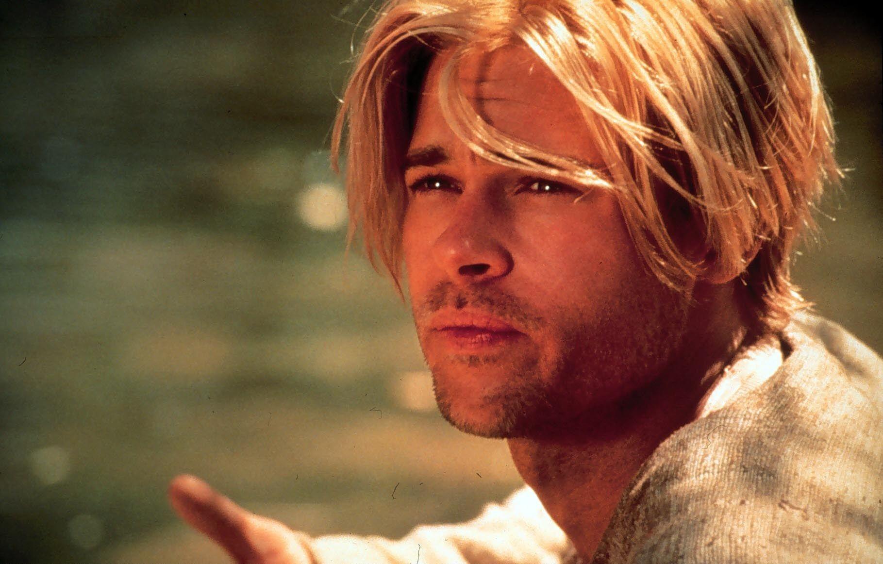 Brad Pitt Brad Pitt Brad Pitt Haircut Brad Pitt Movies