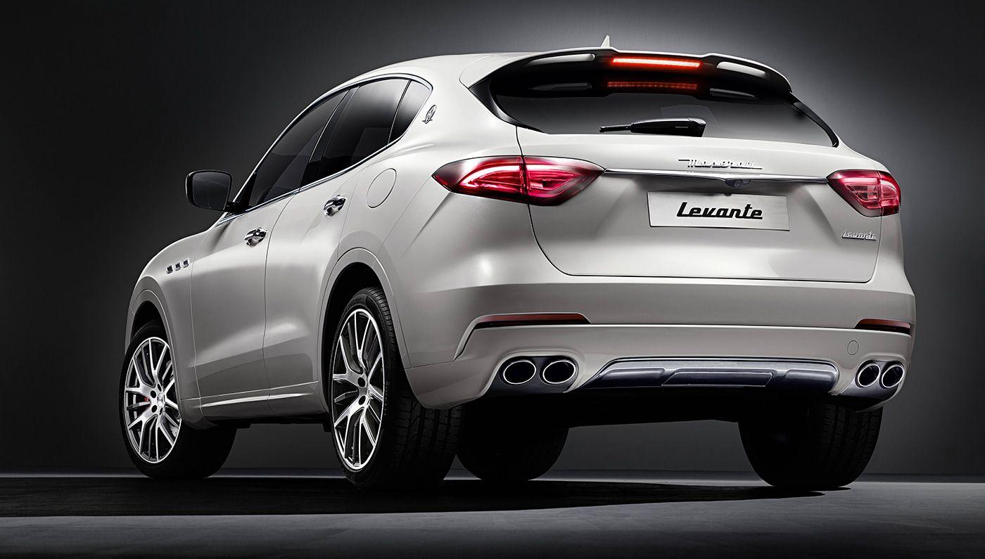 Watch Maserati Levante: The Italian Marques First Ever SUV video