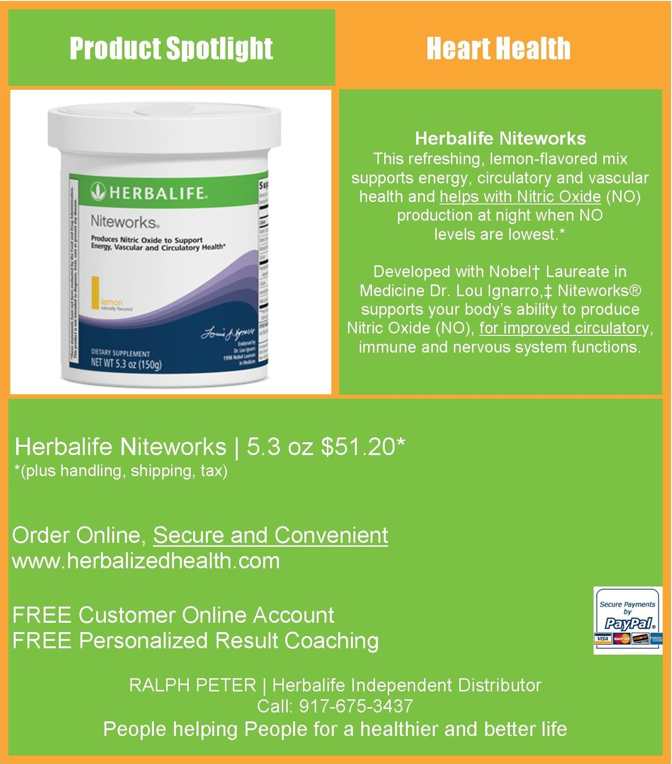 Niteworks Great For Any Nerve Issues With Images Nitric Oxide