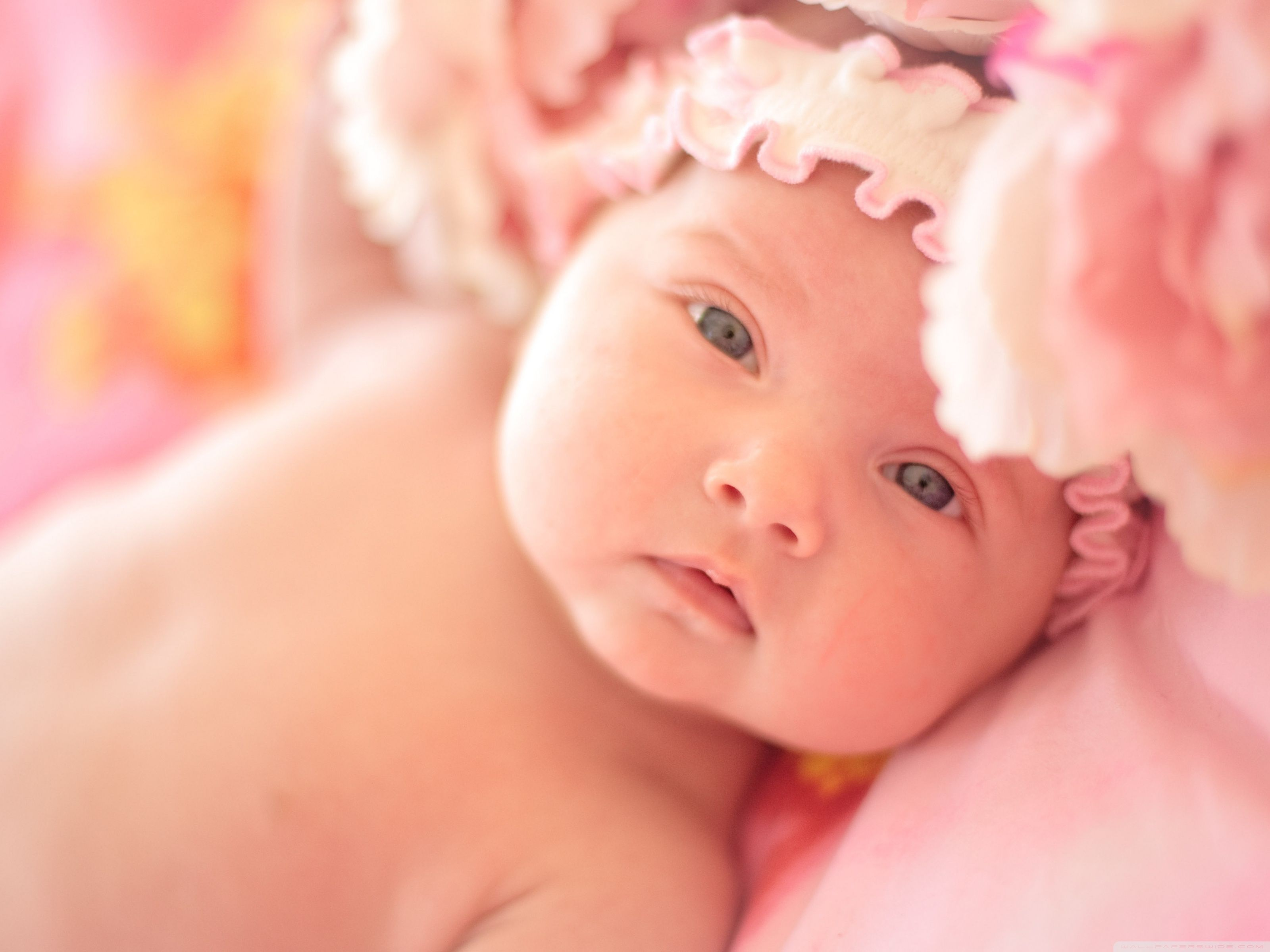 New Born Baby Wallpapers Free Download