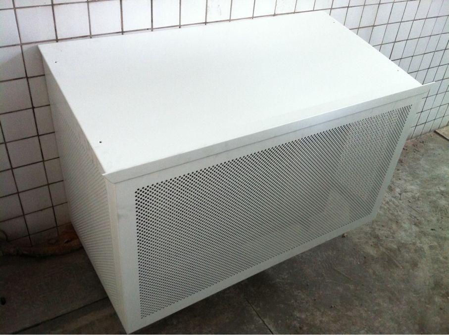 Aluminium Air Conditioner Protection Cover Aluminium