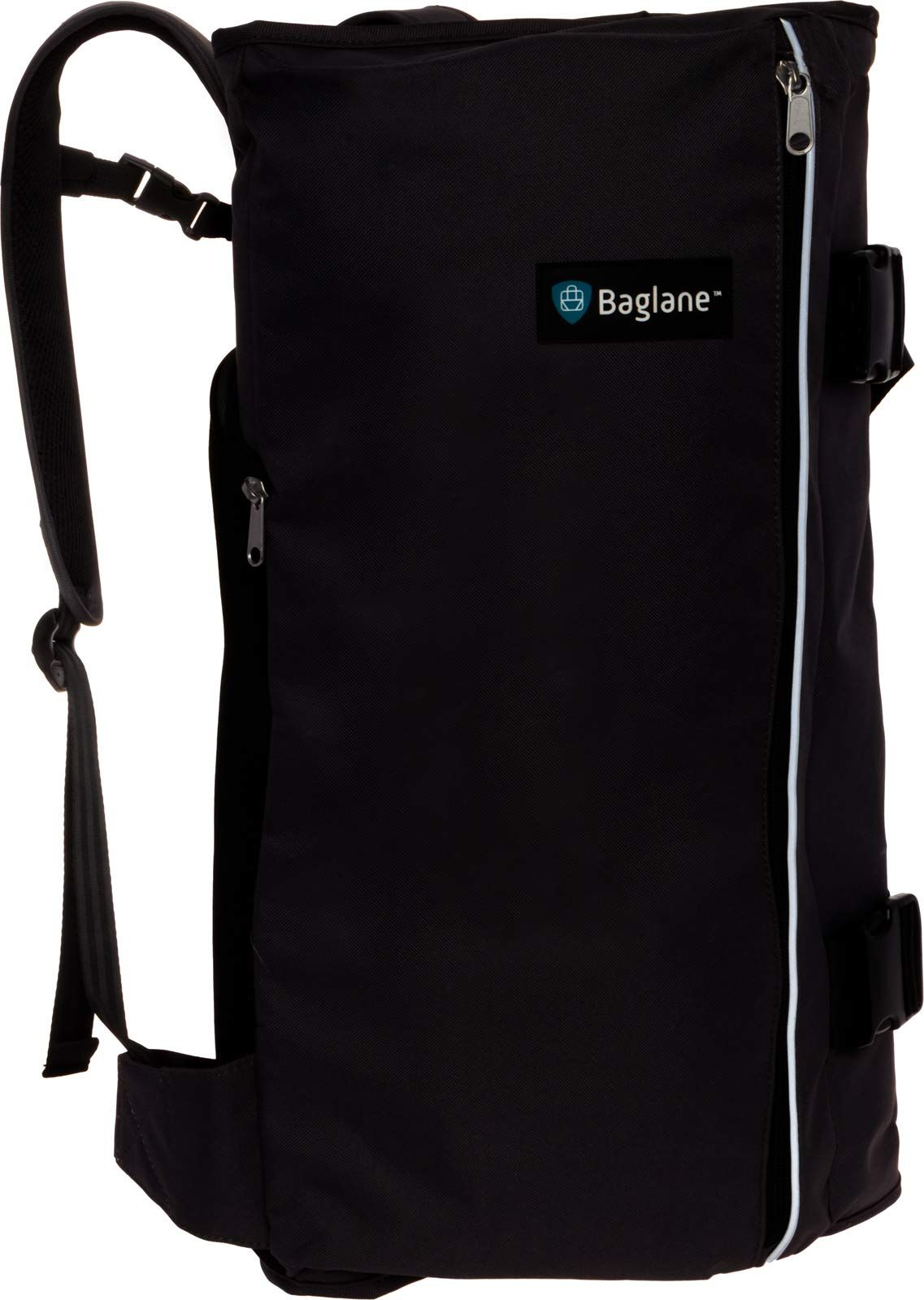 d9157e8a3c BagLane Hybrid Commuter Backpack Garment Bag - Travel Carry On Suit Bag THE  ALL-IN