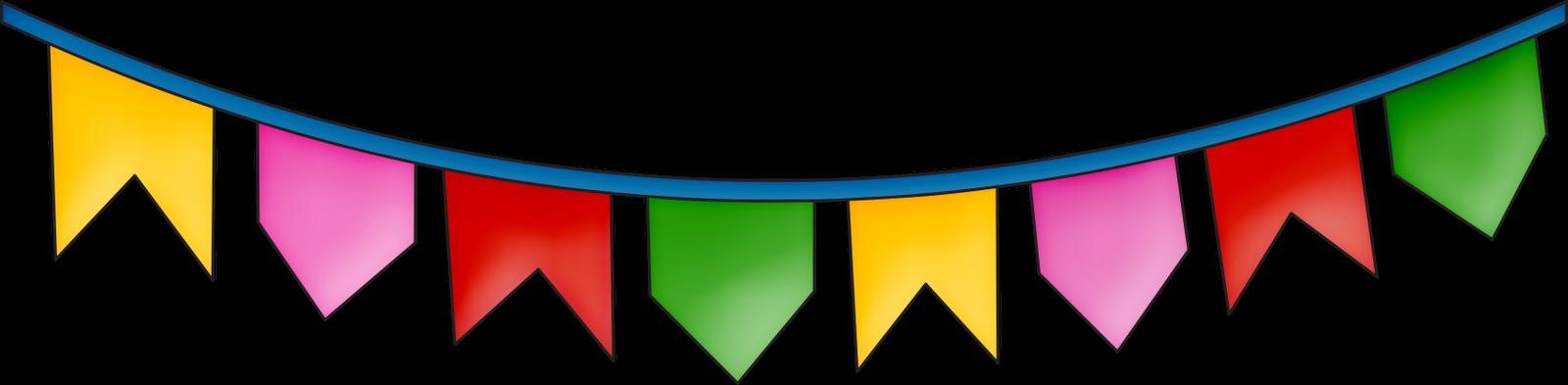 Resultado de imagem para bandeirinhas juninas png