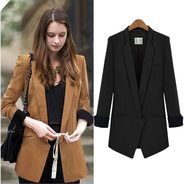 long jacket white womens suits - Google Search | clothing for the ...