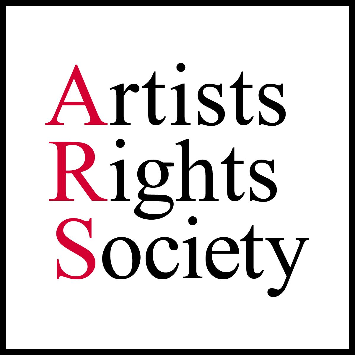 Artists rights 101 artists rights society society