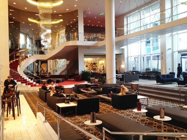 Go to Jazz Night at the W Hollywood #LosAngeles #travelguide