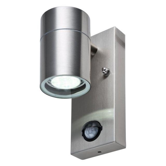Neu LED Wandleuchte ROM, m. Bewegungsmelder, Außenleuchte, 1-Flammig  HO38