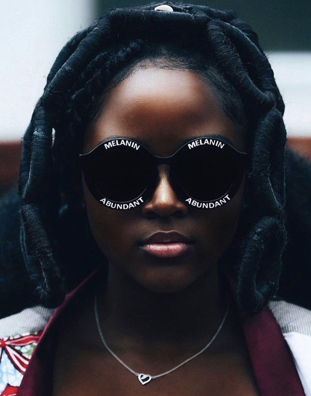 Melanin Popping Black Girls Rock Black Girl Magic Melanin