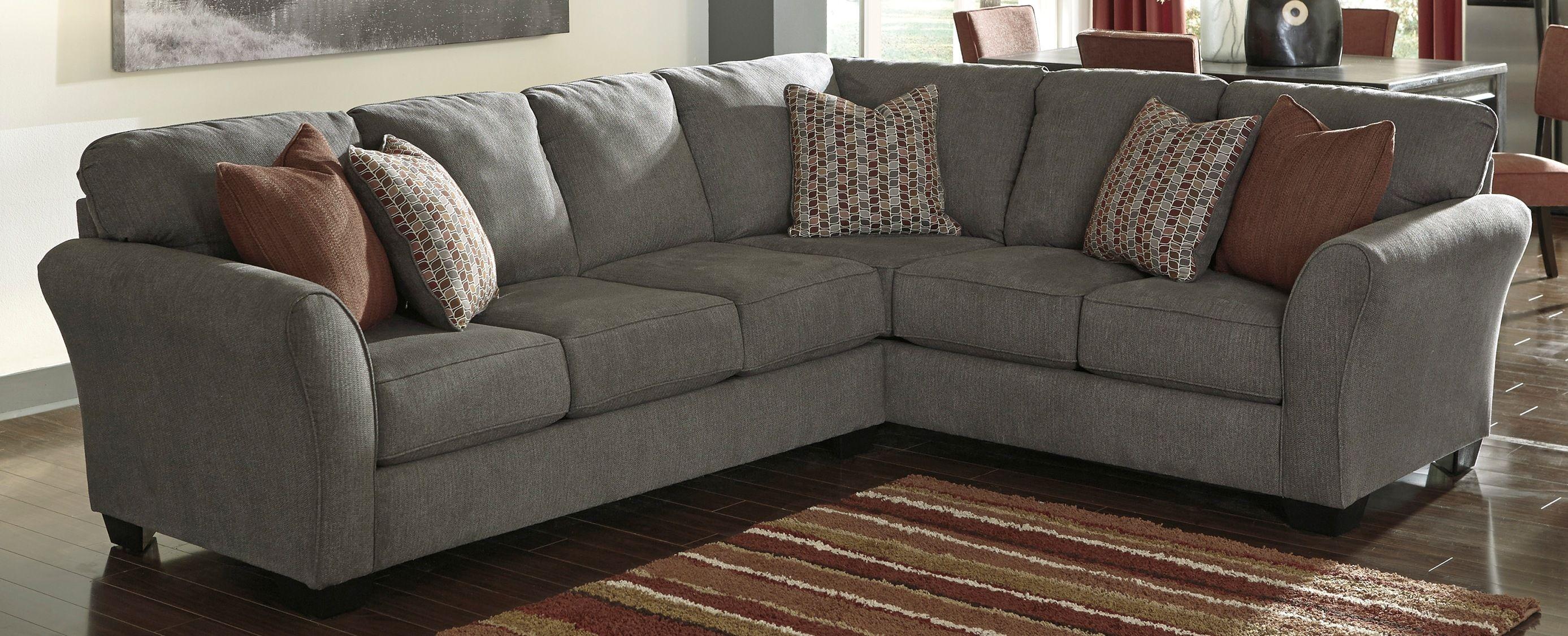 Ashley Furniture 8680049 8680066 Din Steel Raf Sofa With