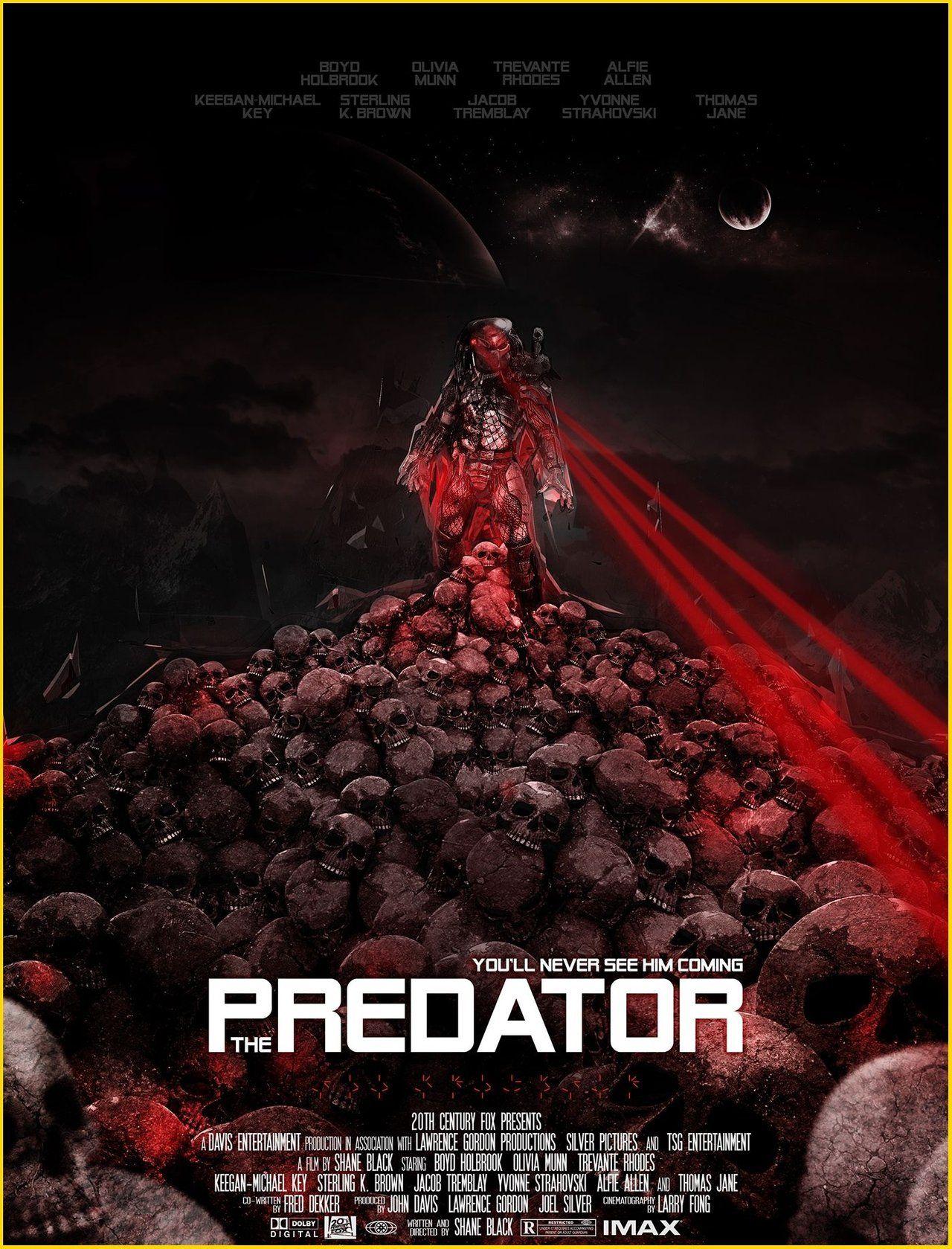 Pin On Filmer Tv Spel Alien Predator