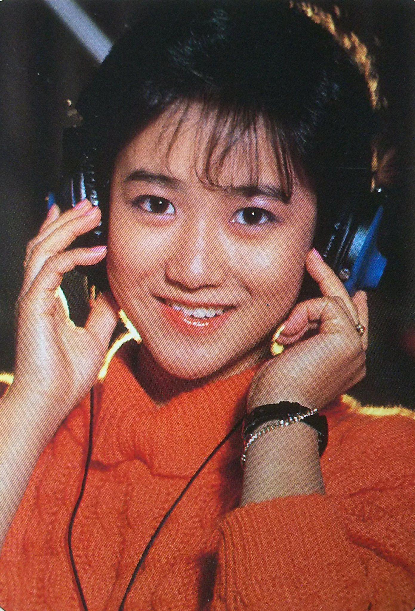 「岡田有希子(Yukiko Okada)」おしゃれまとめの人気アイデア|Pinterest|Michael