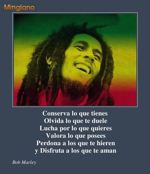 Bob Marley Citas En Espanol Frases Spanish Kootationcom Frases