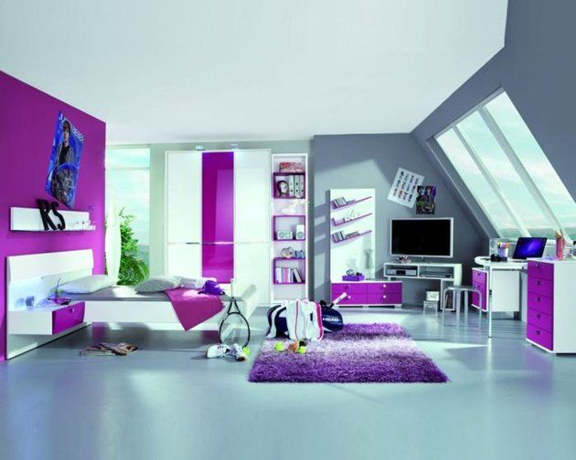 Jugendzimmer moderne luxus kinderzimmer pinterest for Luxus kinderzimmer madchen