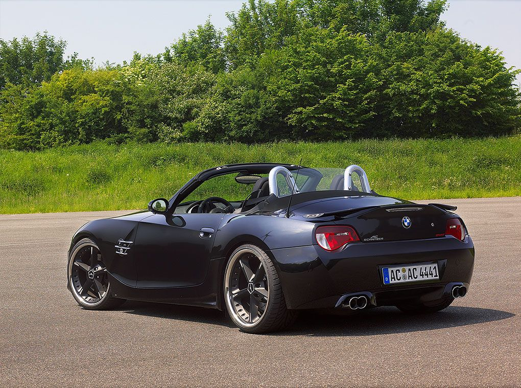 Ac Schnitzer Bmw Cars Products Models Z Models Z Z4 M Roadster E Gallery