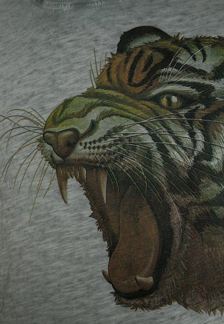 Ebound Camiseta print - grey - Zalando.es