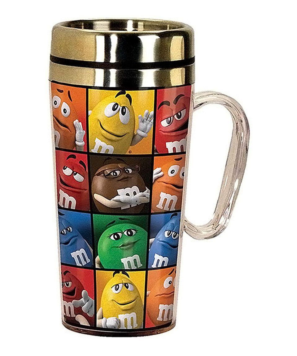 M M Coffee Mug Gift Set