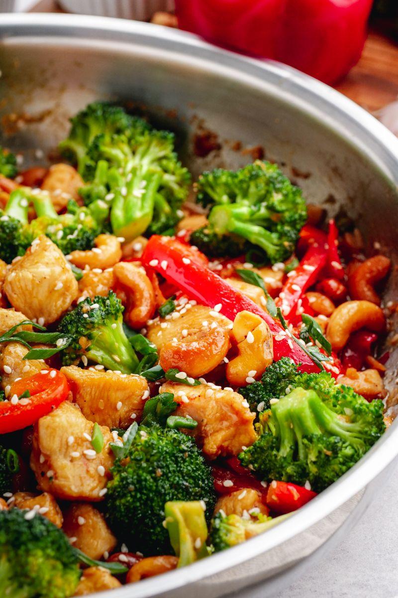 Photo of Cashew Chicken – Easy Peasy Meals