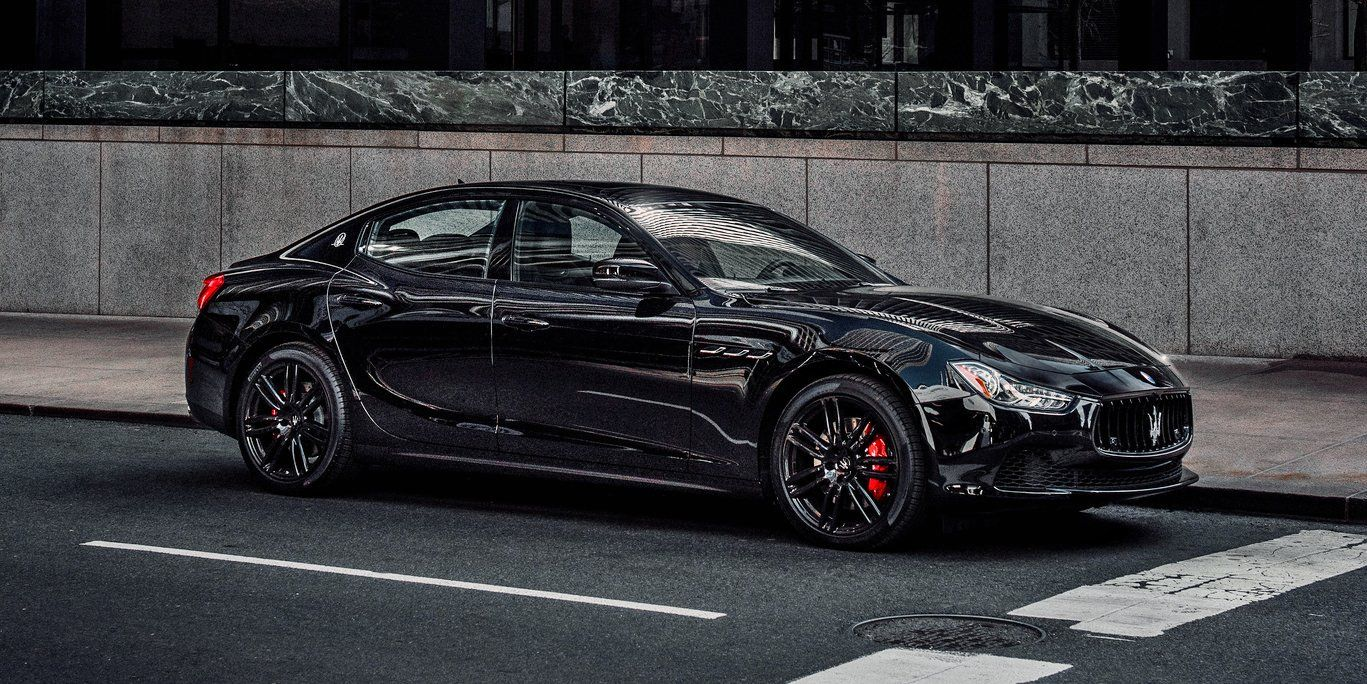 @MaseratiUSA : Irresistibly seductive. Where to? #MaseratiMonday https://t.co/mwLMRKUXdm