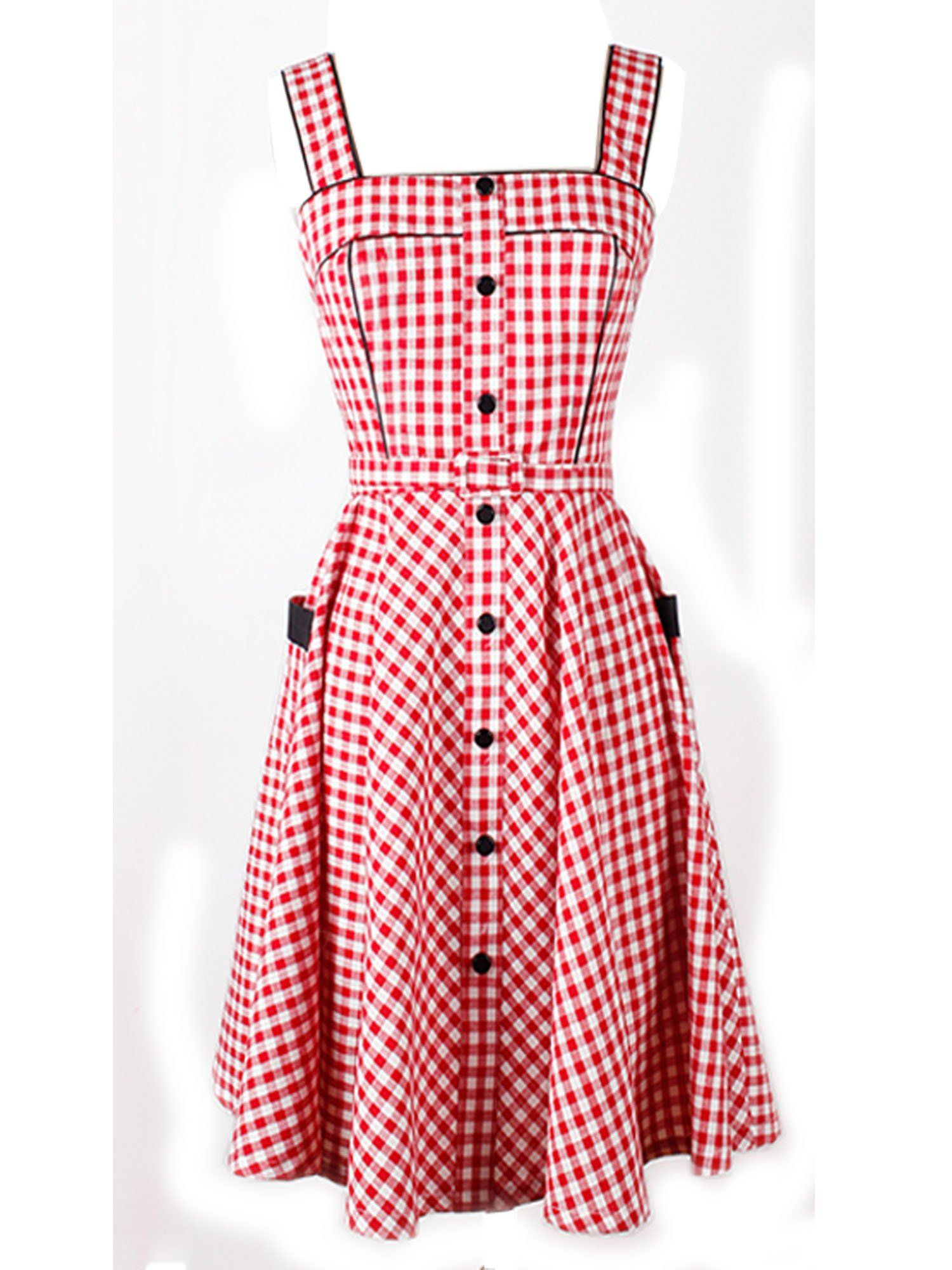 Pin auf Dresses Rockabilly-/Swing-Style