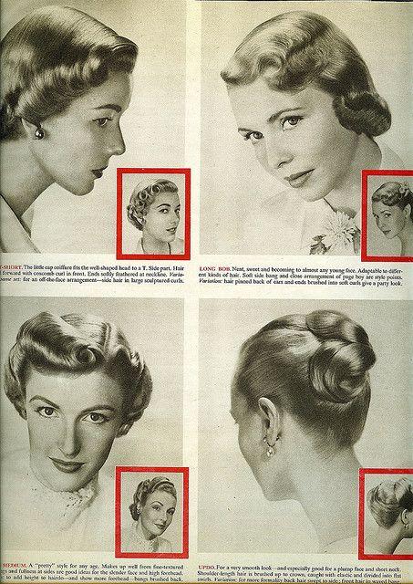 1950 hair styles pinterest 50er 50er jahre und frisur. Black Bedroom Furniture Sets. Home Design Ideas