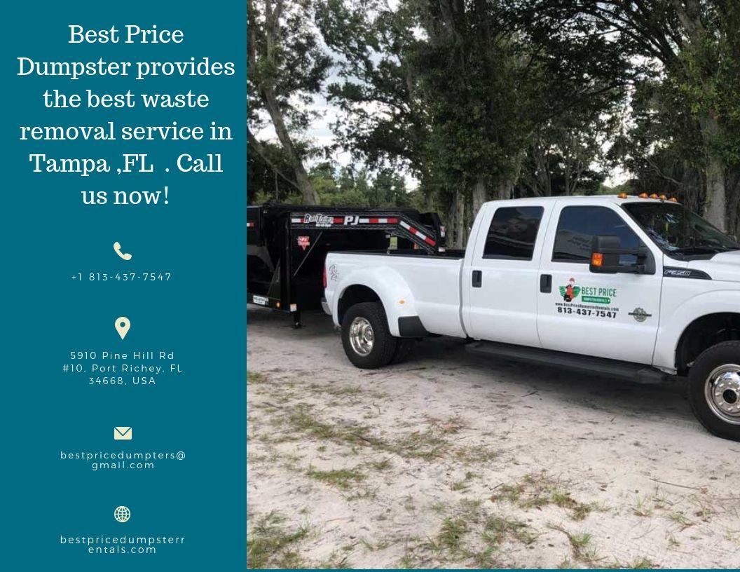 Home dumpster rental dumpster removal services