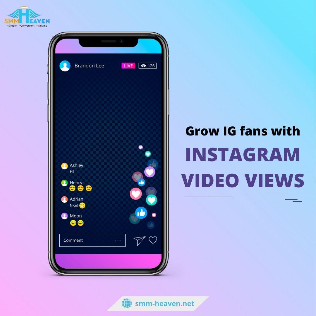 1000 free instagram video views