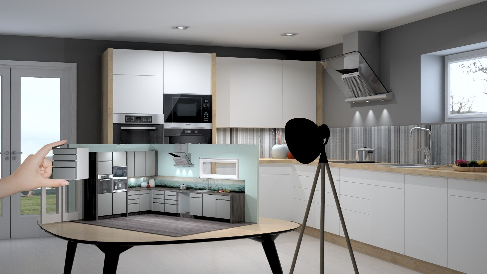Watch Your Kitchen Design Come To Life With Winner Design I 2020