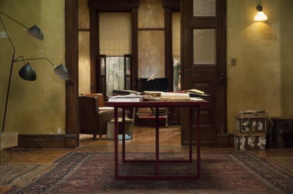 Elementary: Set design, some clues to Sherlock's steampunk ...