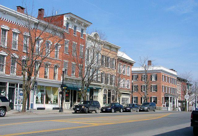 Cazenovia Ny New York Pictures Small Towns Usa New York Travel